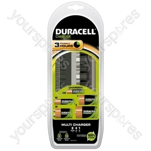 Duracell Cef22 Multicharger 088320