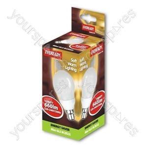 Eveready Energy Saving Gls 13w Bc Mini Soft Lite