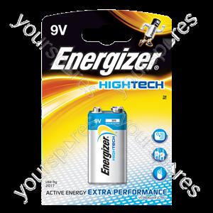 Energizer 9v Hi Tech Pk1 632881