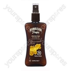 Dry Oil Spray Spf 20 200 Y00557b0 200ml Tan & Protect