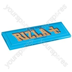 Rizla Blue Standard 100' S 100 Booklets Per Box