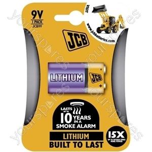 JCB Jcb 9v Lithium 1pk