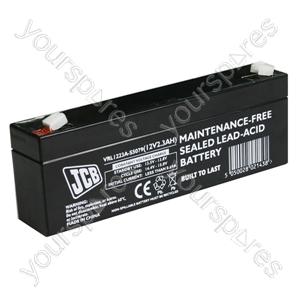 JCB 12 Volt 2.3 Ah Agm Lp12 - 2.3