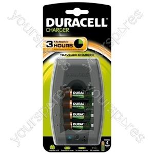 Duracell Cef 23 + Car Adaptor 001381 With 2aa & 2aaa