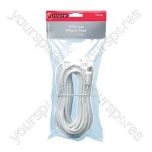 B97 2m Co-axial Plug To Co-axial Plug