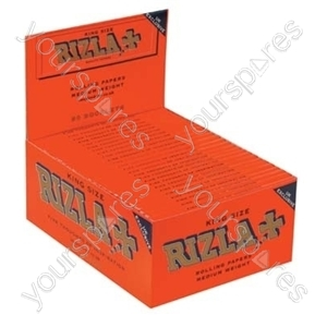 Rizla Red (king) Size 20 05010891012247