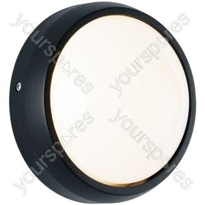 Round Black Bulkhead (mi