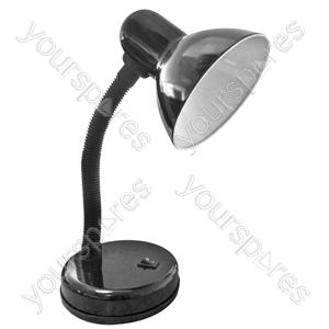 Indoor Desk Lamp Black