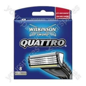 Quattro Plus Blades Pk8 7007095e Pk8 Blades
