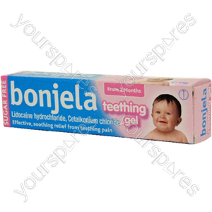 B889 Bonjela Teething Gel 15g