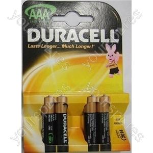 Duracell Base AAA K Pk4 077164