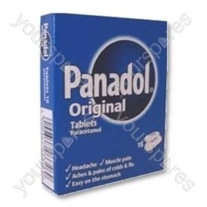 B1077 Panadol Original 16's X 12