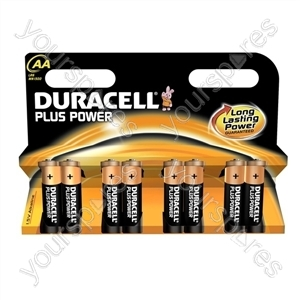 Duracell Plus Power AA B8 017764