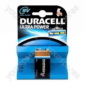 Duracell 9v B1 Ultra Power 002951