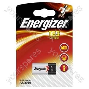 Cr123 Energizer 628290