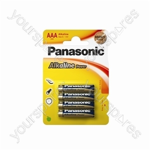 Panasonic Lr03 B4 Bronz Power Lr03apb/4bp Bronze