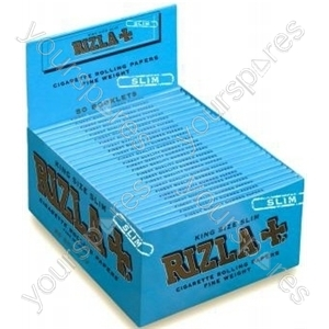Blue King (slim) Rizla ( 20 05010891010489