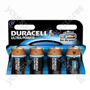 Duracell D B4 Ultra Power 002937