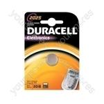 Duracell Cr2025 Lithium 05000394967809