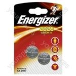 Energizer Cr2025 B2 626981