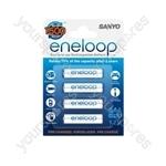 Sanyo Eneloop AAA 800mah B4 F734s1123