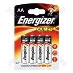 Energizer AA B4 Ultra 635156 Was 632851