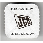 394/sg9/sr936w Jcb Silver Oxide