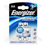 Energizer L91 Lithium (aa) B2 632961