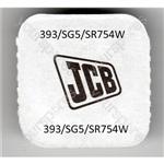 393/sg5/sr754w Jcb Silver Oxide