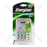 Energizer Maxi Charger Uk+4aa 2000mah 635045