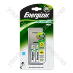 Energizer Mini Uk Plug+2aa 2000mah 635088