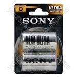 R20 Sony Ultra Zinc