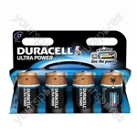 Duracell D B4 Ultra Power 002937