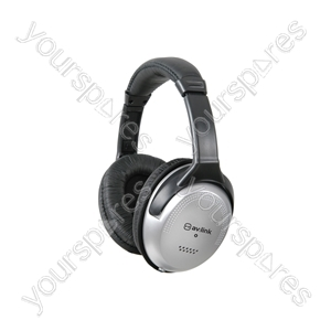 Stereo Headphones with Volume Control - SH40VC