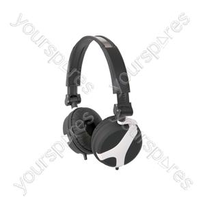 Stereo Headphones - QX40W White