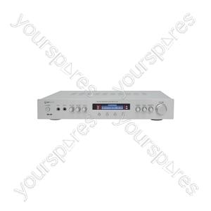 (UK version) KA-50 AV/Karaoke Stereo Amplifier, Silver