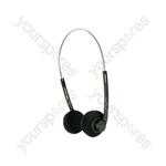 Lightweight Stereo Headphones - SH27