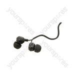 Mini Round In-ear Earphones - EM9B
