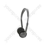 Lightweight Stereo Headphones - SH30 Headphones