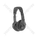Stereo Hi-Fi Headphones - SHB40 Black