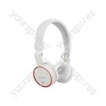 Wireless Bluetooth® Headphones - White - PBH10-WHT
