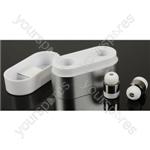 True Wireless Bluetooth Earphones & Power Dock - TWE-1