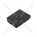 Bluetooth 2-in-1 Audio Transmitter & Receiver - BTTR1