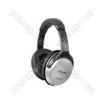 Stereo Headphones with In-line Volume Control - SH40VC