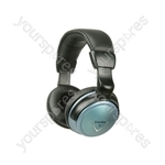 Professional Headphones with Volume Control - PSH40VC