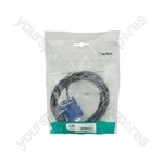 VGA Plug to Plug Leads - 2.0m