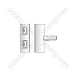BT431A Telephone Socket Splitters - Double UK