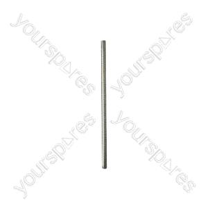 High Strength 1.8m (6') Mast - Aluminium - M03