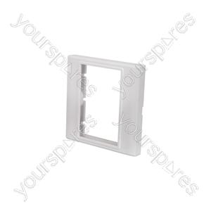 Single Wallplate Frame - Modules - gang
