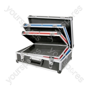 3-in-1 Case Set - set, Red, Blue and Black - 3IN1